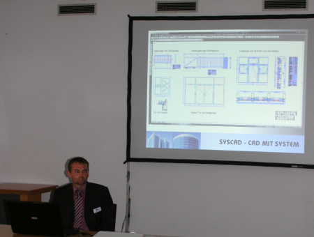 Highlights im 15-Minuten-Takt auf der Metallsoftware 2012